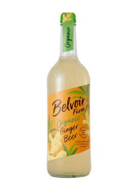 Belvoir Farm Organic Ginger Beer - Food