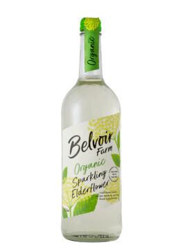 Belvoir Farm Organic Sparkling Elderflower - Food