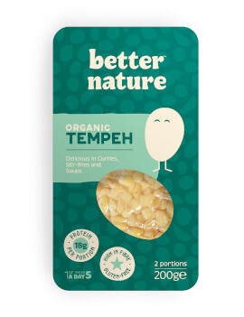 Better Nature Organic Tempeh - Food