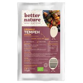 Better Nature Organic Smoked Tempeh - Food