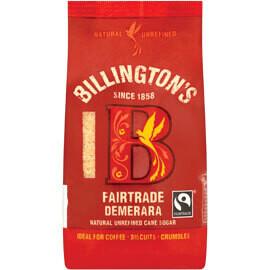 Billington Demerara Sugar Fairtrade - Food