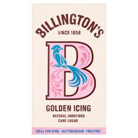 Billington Golden Icing Sugar - Food