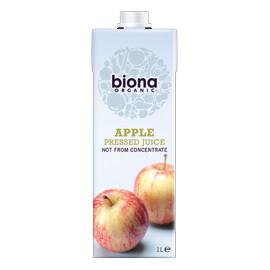 Biona Apple Juice Tetra Pak - Food
