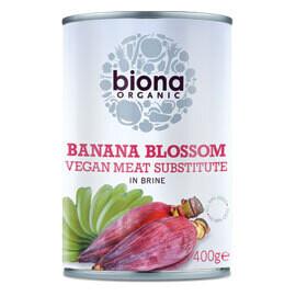 Biona Tinned Banana Blossom- Food