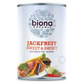 Biona Tinned Jackfruit Chilli and Lime- Food