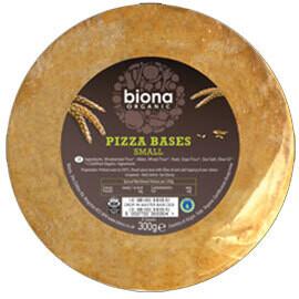 Biona Mini Pizza Bases- Food