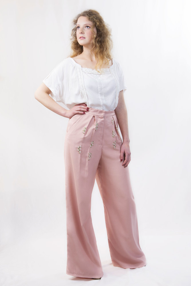 Faith - Wide Leg Trouser