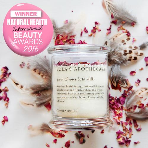 'Queen of Roses' Bath Milk - Beauty