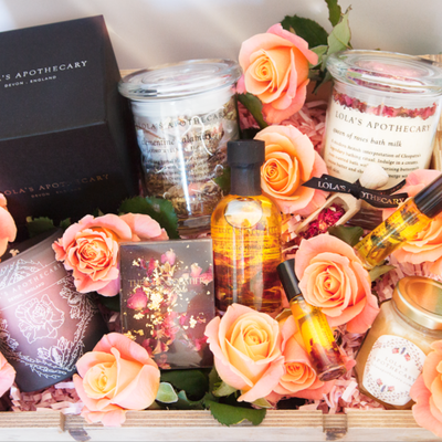 Empress of Roses Hamper - Beauty Giftset