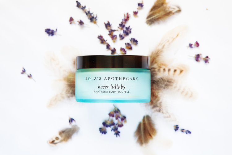 Sweet Lullaby Soothing Body Soufflé - Beauty