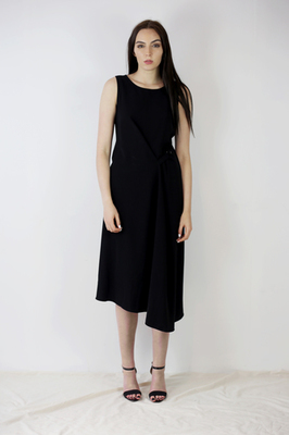Una - Utility Asymmetric Dress