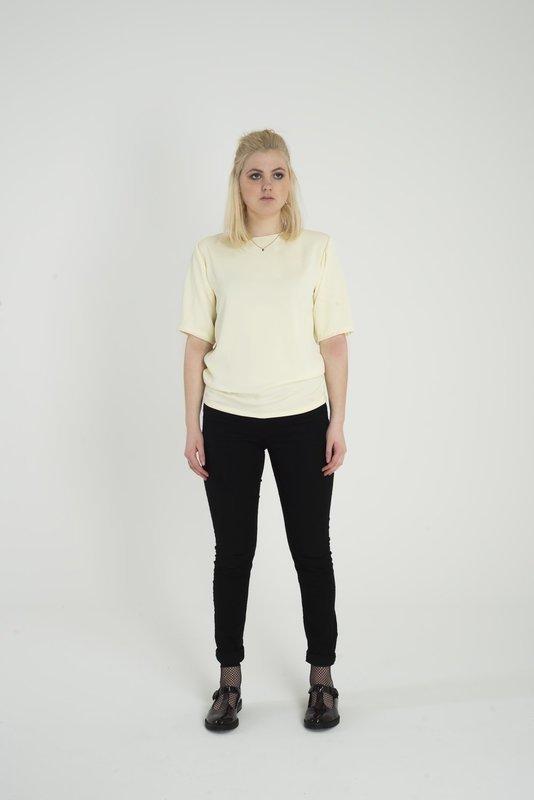 Jen - Crepe  T-shirt