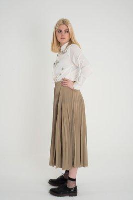 Eduora - Pleated Skirt