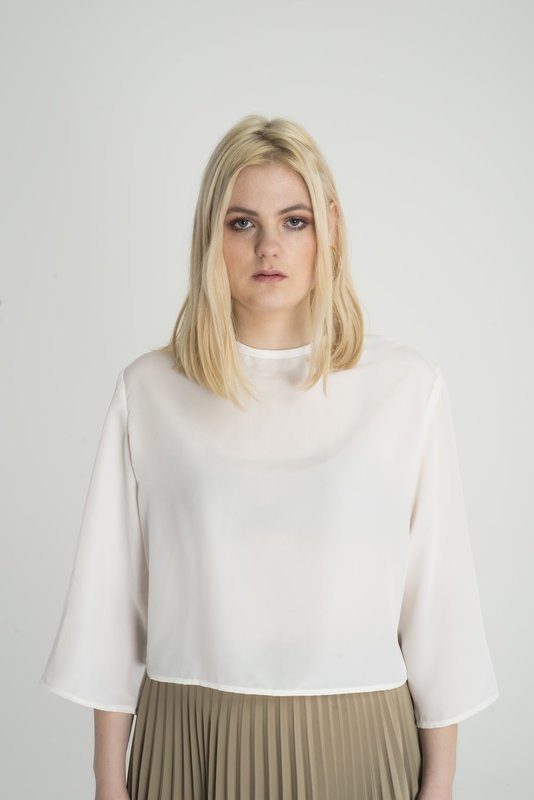 Adele - Cream Shirt