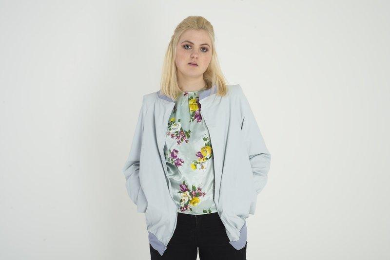 Raea - Bommer Jacket