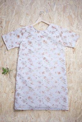 Dina - Sheer Dress