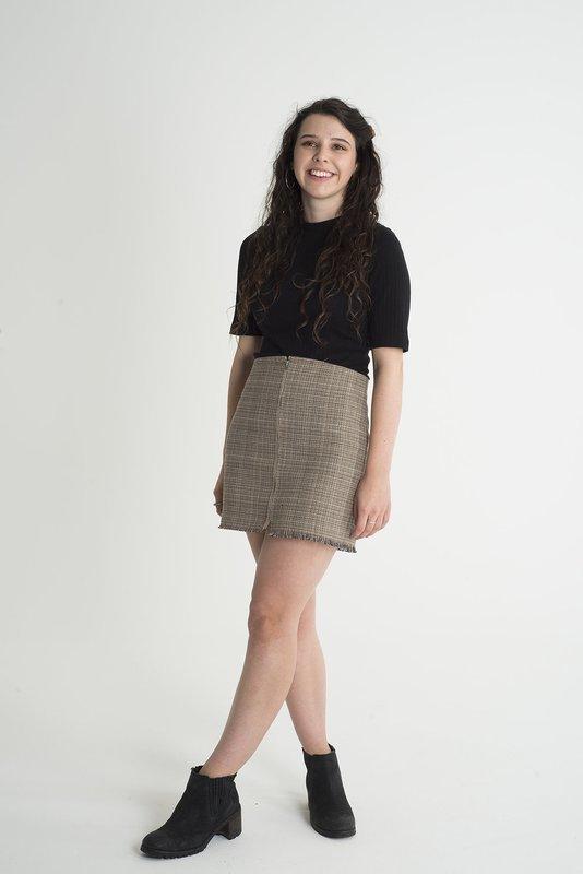 Hilda - Mini skirt