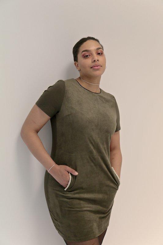 Rachelle - Shift Dress