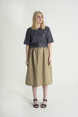 Maria - Gathered Skirt