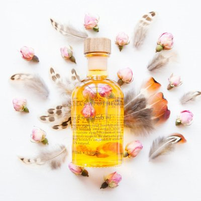 Divine Grace Regenerative Body & Massage Oil - Beauty