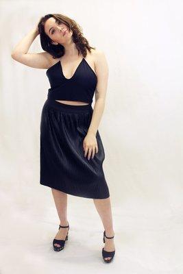 Joyce - Black Skirt