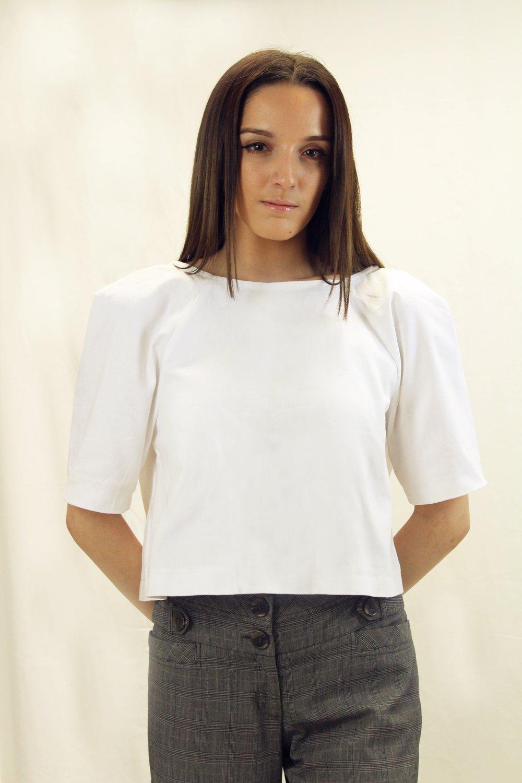 Emma - Raglan Sleeve Top