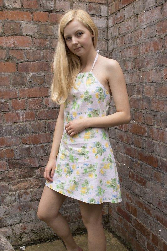 Kiera - Floral Printed Dress