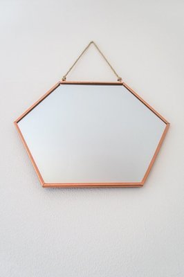 Hexagon Mirror - Home