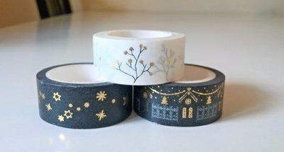 Christmas Season Washi Tape - Stationery