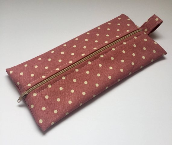 Rose Pencil Case  - Stationery