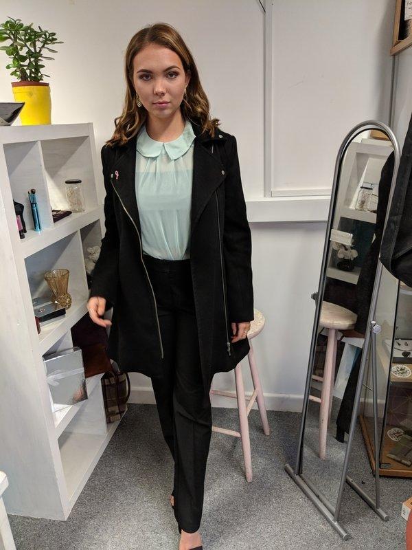 Elle - Flare Fit Trouser