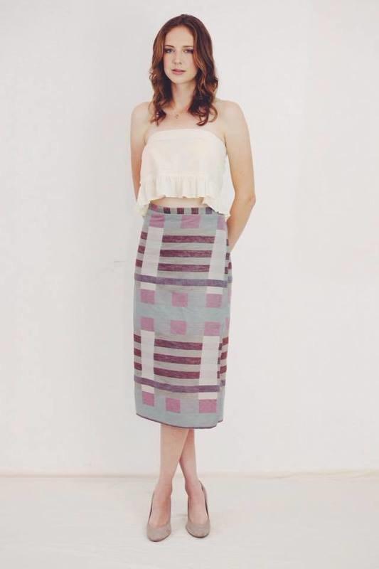 Fi - Wrap Skirt