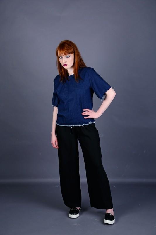 Caroline - Wideleg fit trouser