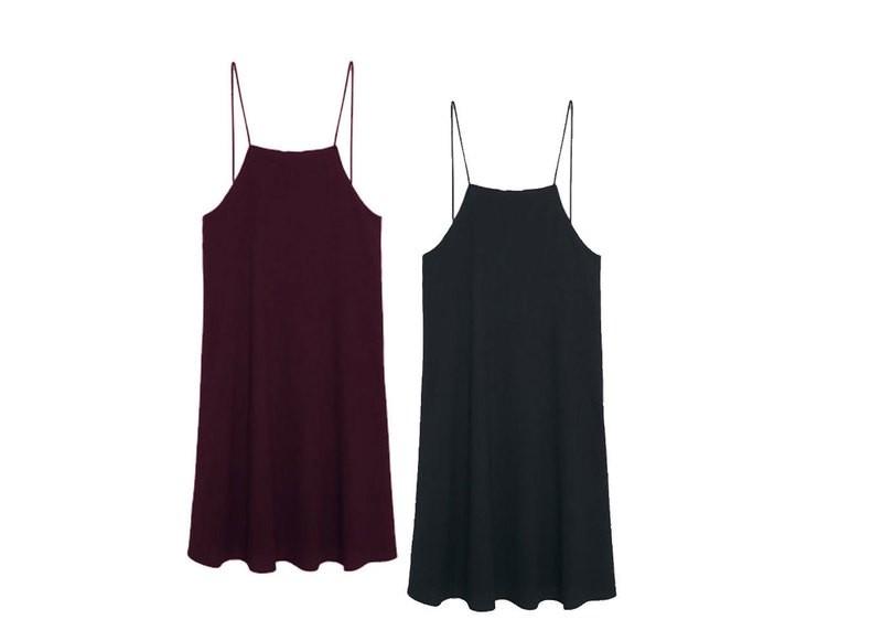 Emily -  Strap Dress