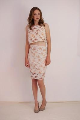 Florna- Pencil Skirt