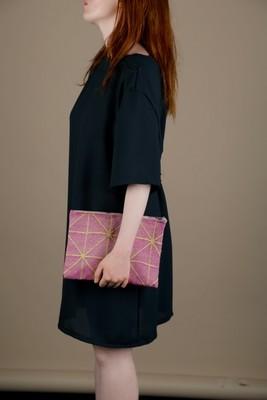 'Prism' - Clutch Bag