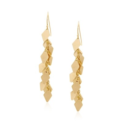 Crux Earrings - Jewellery