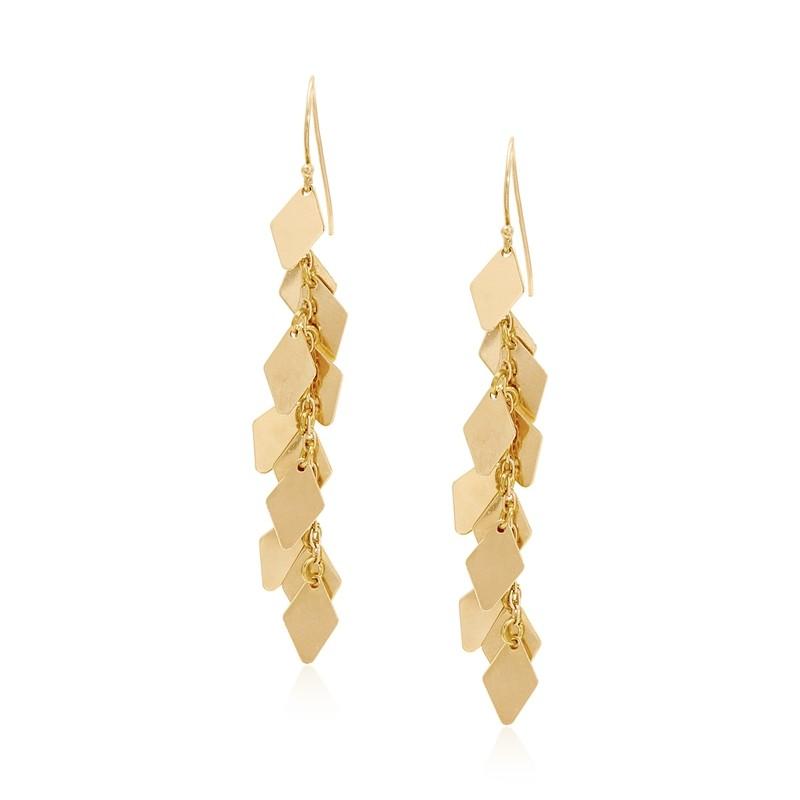 Crux Earrings - Jewellery