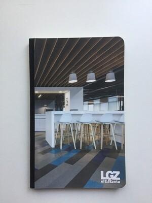 Libreta LGZ soft cover