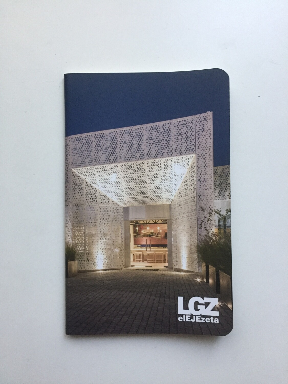 Libreta LGZ pocket