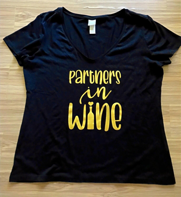 Partners in Wine | Women's T-Shirt
