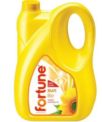 Fortune Sunflower Refined Oil, 5 L