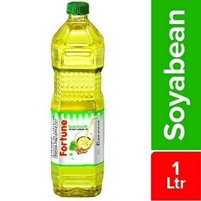 Fortune Soya Refined Oil 1ltr.
