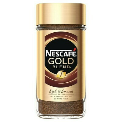 Nescafe Gold 50gm Glass Jar