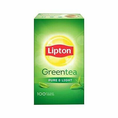 Lipton Green Tea Bags 100 piece
