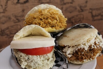 Create your own Arepa