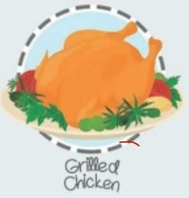 Grilled Chicken Bites