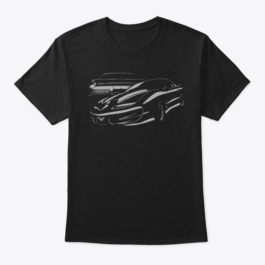 WS6 Negative Space T-Shirt