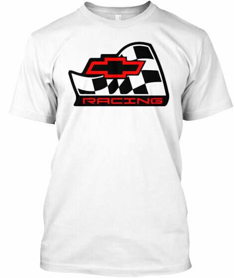 Chevy Racing Logo T-Shirt