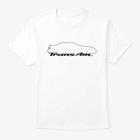 Trans Am/Camaro/IROC-Z Outline T-Shirt